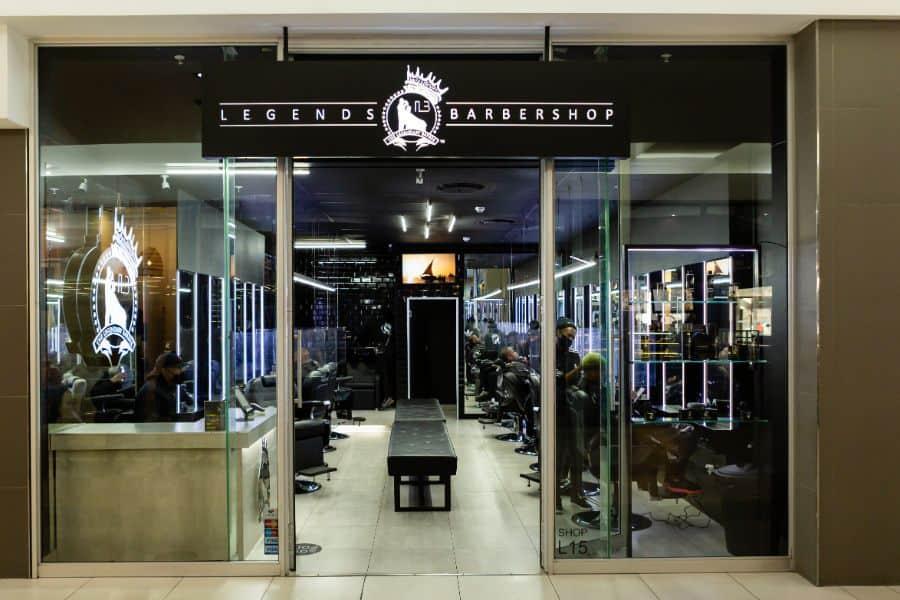 Legends Barber